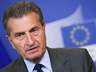 """I am not making these cuts because I want to or because I don't like these programmes,"" Oettinger said, but because some member states are not willing to increase their national contributions, he told the plenary session of the European Economic and Social Committee on Wednesday (19 September)."