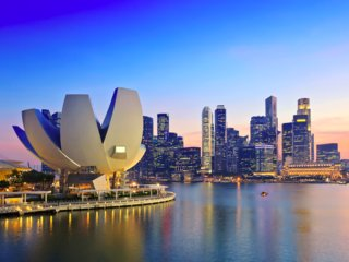 Singapore comes top of a list of the best countries for expats to work, live and increase their earnings, while Switzerland offers the biggest salary boost.