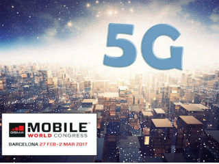 5G was, like in 2016, a main subject during the World Mobile Congress 2017 in Barcelona. US chip giant Qualcomm announced its stepping up its 5G push to support timely commercial deployments and plans to conduct 5G New Radio (NR) field trials with two tier-1 operators. It will partner with Vodafone group in the UK to test 5G interoperability and conduct an over-the-air field trial based on NR specifications.