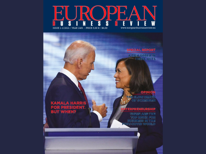"""""""Let's start with a question you will face once looking at the cover: Kamala Harris for President. BUT when?..."""""""
