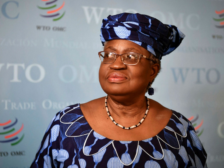 Okonjo-Iweala said that one of her three priorities for this year will be to tackle agricultural subsidies, which are mostly given by developed nations including the US and the EU.