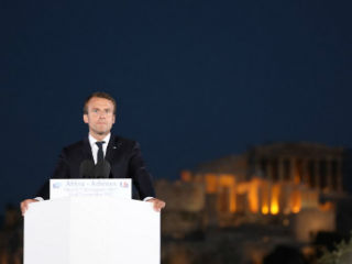"The idea is seen with scepticism in Paris, however. ""Relaunching investment, yes, but individualising decision making in a structure outside the European Commission, no,"" sources close to the president have said before Macron's departure for Athens."