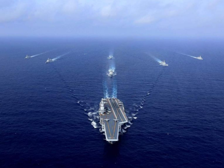 Taiwan has complained of an increase in Chinese military activity near it in recent months, as China steps up efforts to assert its sovereignty over the democratically run island.