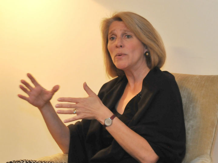 Karen Donfried is the President of the German Marshall Fund of the United States.