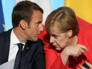 The dilution of his proposal shows that the new French president will not have an easy ride in 'Brussels'. It was also a warning for the German chancellor: most EU member states are waiting critically for the results of her political bond with Macron.