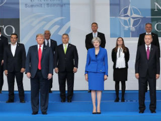 Trump sees NATO not as an organization that provides safety but one that should give value for money. Trump sees NATO not as an organization that provides safety but one that should give value for money. He has assailed NATO because he believes that allies are free-riding on the back of the United States; that they take America's security guarantee for granted. He's right.  NATO's European allies are dependent on the United States. And they have become dependent in a way that led to a kind of intellectual neglect or laziness about their own perception of security and defense.