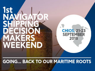 NAVIGATOR Forum is being held annually since 2001 and always aims at reviewing, examining and discussing critical issues faced by today's maritime community, on the insight of experienced speakers, including widely-known and successful Ship-Owners, foreign Ambassadors and Shipping Specialists.