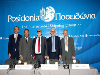 Mr. Veniamis stressed that: ''During the many bilateral meetings that we had during the Posidonia period with the IMO Secretary-General, Mr. Kitack Lim, the EU Transport Commissioner, Ms Violeta Bulc, as well as with state delegations and private maritime stakeholders, we have emphasized to everyone that the shipping industry, although it is the most environmentally friendly mode of transport, is being called unjustifiably to implement legislation and environmental targets, whose achievement depends primarily on other stakeholders, such as the ship machines' manufacturers and oil companies''.
