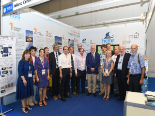 This first participation of HCMR in the world's top shipping event emphasizes the contribution of the Centre's multilevel scientific and operational work to the maritime sector in Greece and the wider Mediterranean region, which has a long and historic shipping tradition.