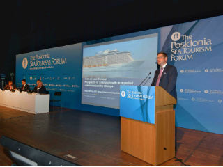 "According to Ukko Metsola, Vice President, Royal Caribbean Cruises, the absolute number of cruise travelers sourced from Asia has nearly tripled since 2012 and this presents East Med with a great growth opportunity. ""Asia is the world's fastest growing market and China is the main driver of the continent's outbound tourism market with an estimated annual 120 million Chinese tourists flooding global destinations each year,"" he said. ""With 2018 earmarked as the European Union - China tourism year, the opportunity for Eastern Mediterranean to position itself as a key cruise destination for Chinese tourists is today more important than ever before,"" he added."