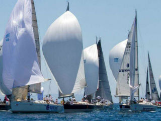 Posidonia Games 2018 kicked off on Friday at Faliro Bay, where one of the biggest sailing events in Greek waters, the Posidonia Cup Yacht Race, was held.