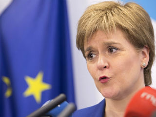 Sturgeon has called for a referendum on Scottish independence after she said the British government dismissed her request for Scotland to be given special dispensation to stay in Europe's single market.