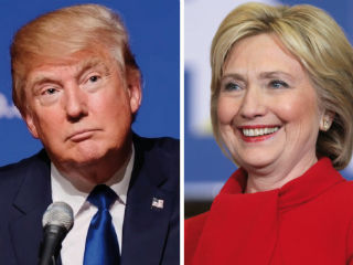 In a debate that was scheduled to last 90 minutes but headed into overtime, Trump and Clinton jabbed each other in the fiercest series of exchanges in a presidential debate in modern times.