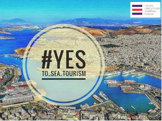 The YES to Sea Tourism Forum will also enable executives from the shipping industry to create networking corners with the following topics: Technical and Operations Departments of a Shipping Company, Startups, Innovation, Technology & Maritime Cluster, giving young people the chance to engage with them and ask questions in reference to the above mentioned sectors.