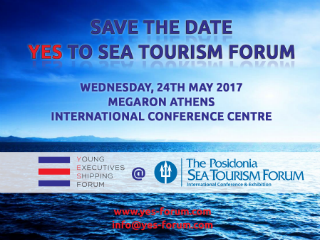 Topics to be discussed at YES to Sea Tourism Forum will deal with cruising, tourism, yachting, passenger ferries and logistics. The Delegates will once again be able to submit their questions at the registration and during the Forum through conferience, the live application. The participants will also have the opportunity to become acquainted with the International Conference & Exhibition of Posidonia Sea Tourism Forum, as well as exercising their networking skills.